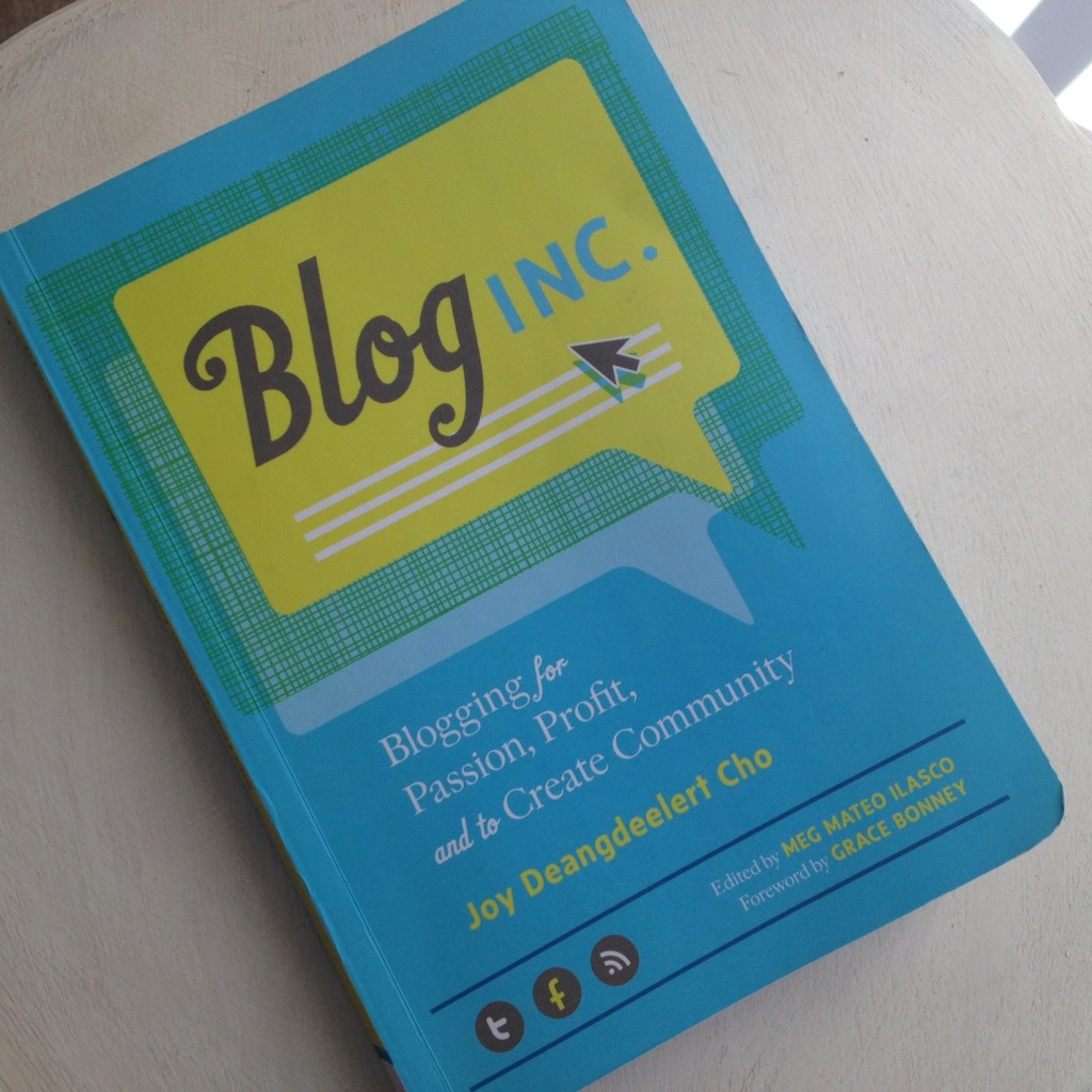 Blogs, Inc by Joy Cho