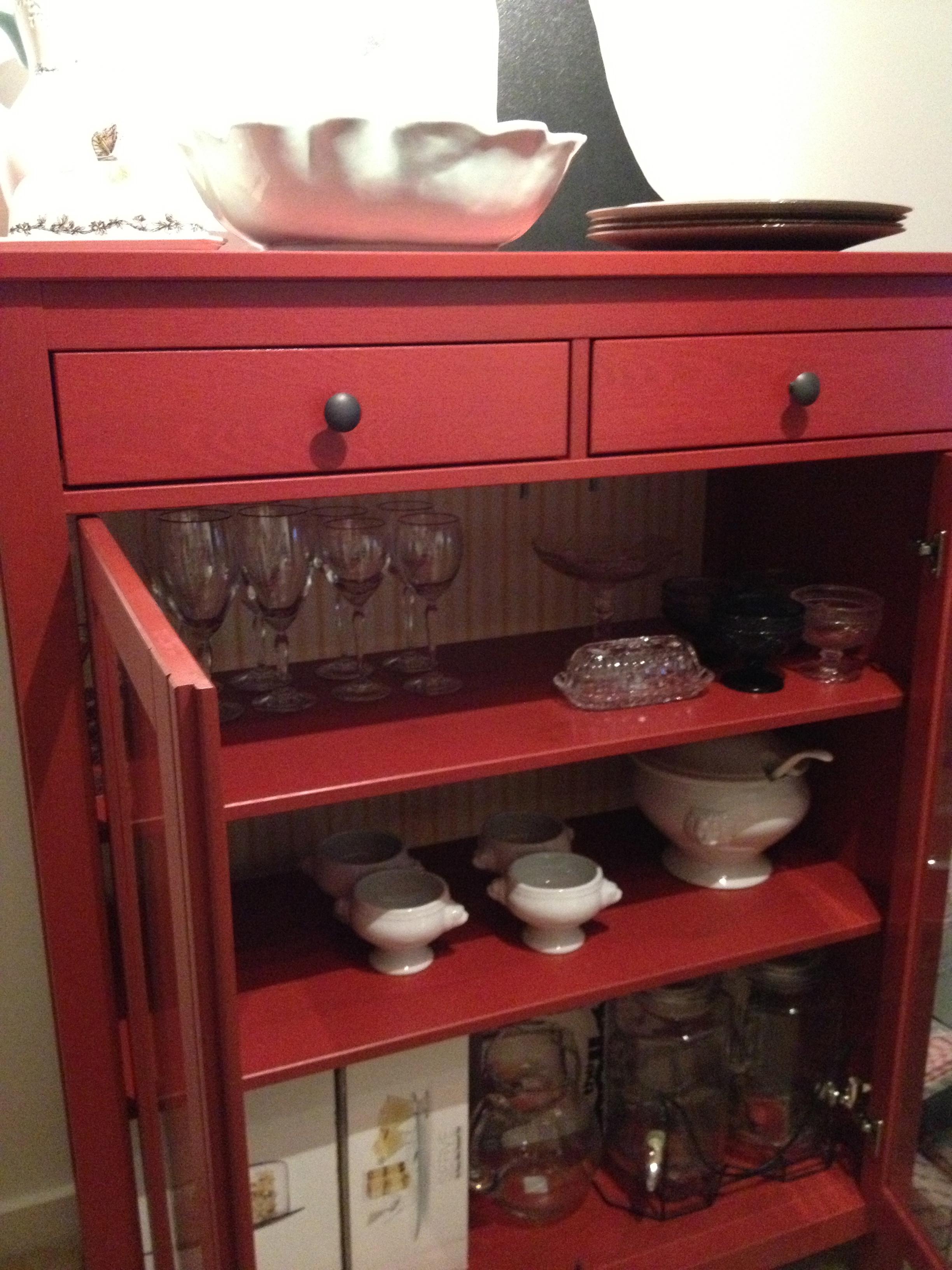 Ikea linen cabinet   Planning Pretty
